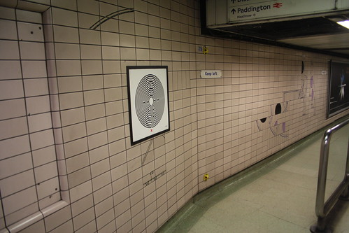 Art on the Underground Labyrinth 55 Paddington