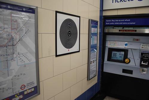 Art on the Underground Labyrinth 269 Heathrow 123
