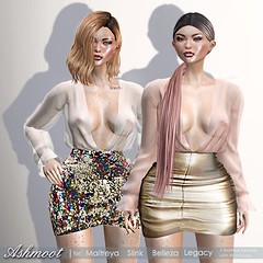 AsHmOoT_S/S CoLL_*Shiny N Chic*