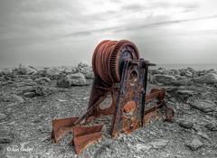 Left to Rust at Port Mulgrave