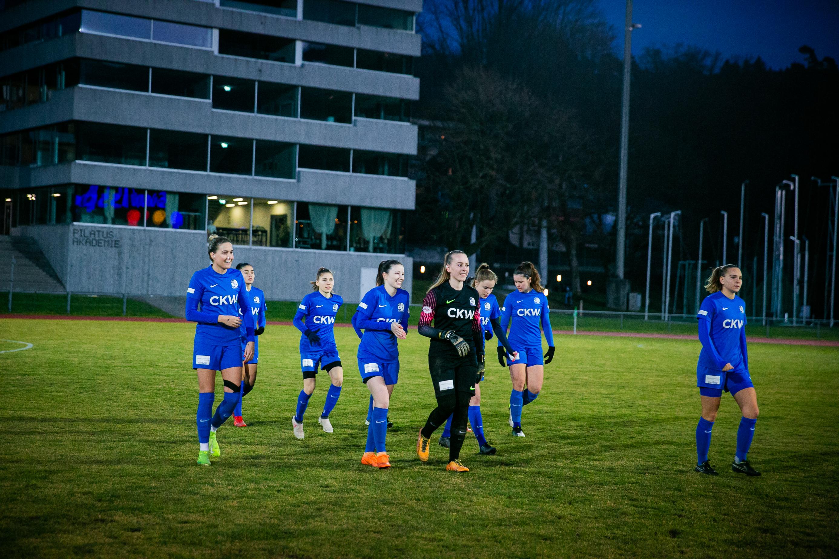 NLA: FCL-FC Zürich 08-02-2020