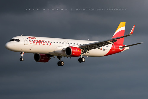 Iberia-Express_A321N_EC-NGP_20200609_XFW-1 | by Dirk Grothe | Aviation Photography