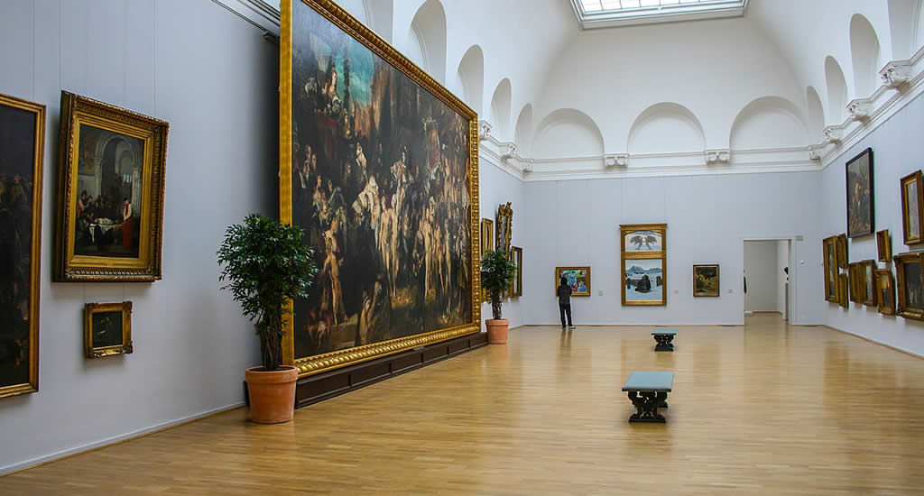 Hamburger Kunsthalle | Mooistestedentrips.nl