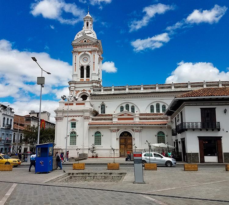 Cuenca, Ecuador-2019