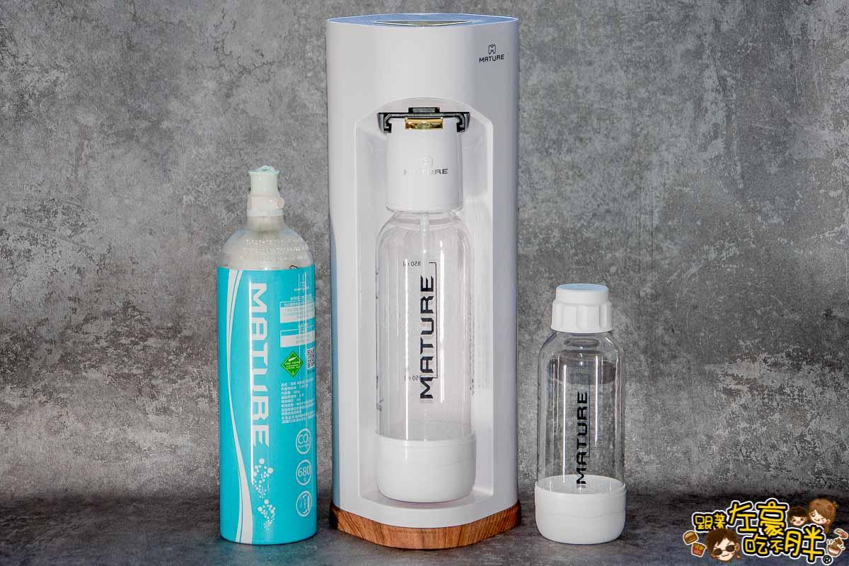 MATURE美萃LUXURY440氣泡水機推薦-3