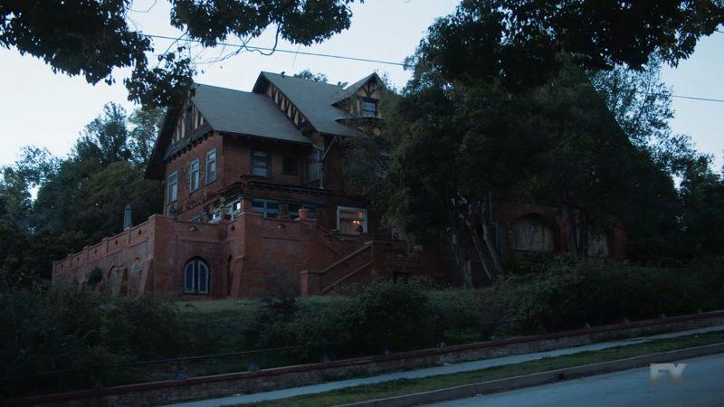 The Vampire Residence