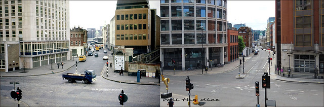 Barbican Station`1976-2020