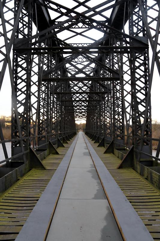 The Spey Viaduct near Garmouth