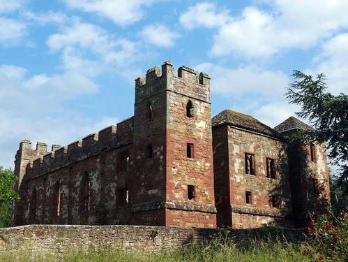 Acton Burnell Castle