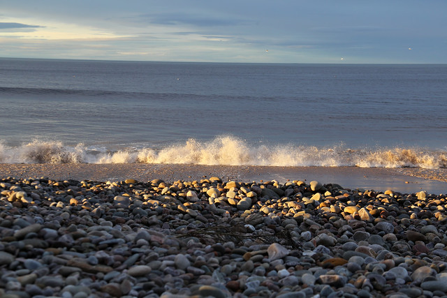 The Moray Firth at Kingston on Spey