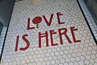 Love is Here, Pasadena, CA