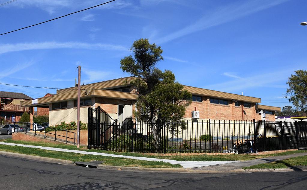 Frank Oliveri Community Centre, Heckenberg, Sydney, NSW.