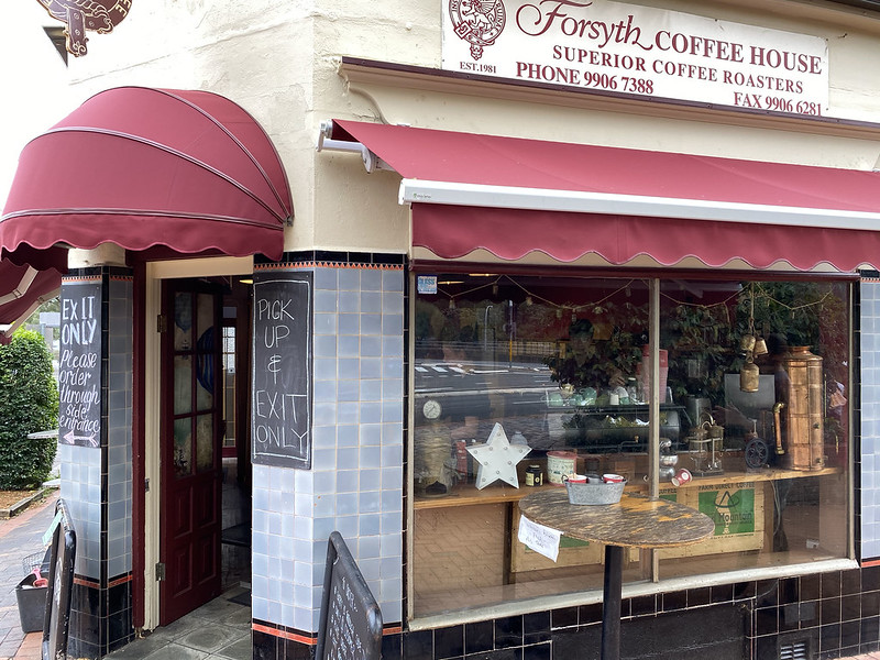 Forsyth Coffee House