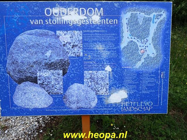 2020-06-09 Pioniers pad etappe 4 van Nagele naar Kraggeburg 25 km (1 (84)
