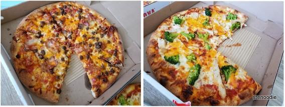 Pizza Nova pizzas