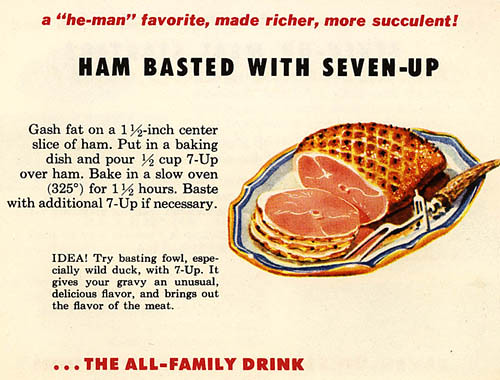 7up He-Man Ham