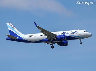F-WWDA Airbus A320 Neo Indigo