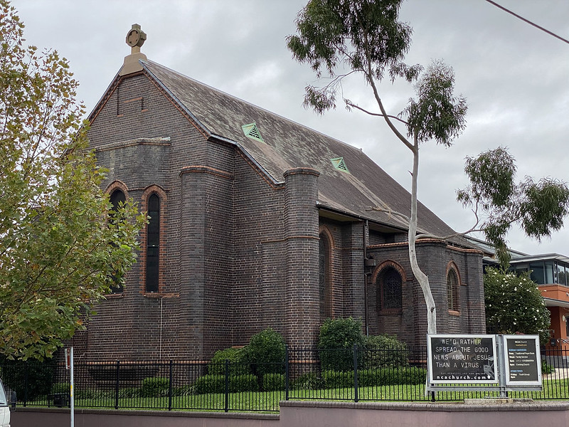 Naremburn-Cammeray Anglican Church