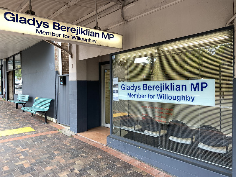 Office of Gladys Berejiklian MP