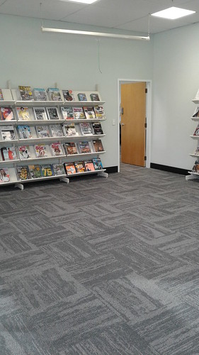 New carpet, Shirley Library | by Christchurch City Libraries