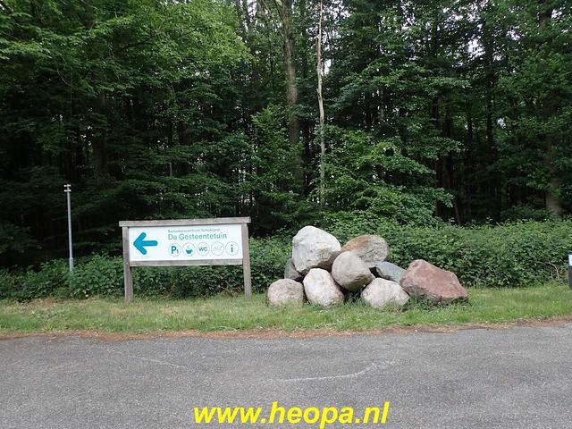 2020-06-09 Pioniers pad etappe 4 van Nagele naar Kraggeburg 25 km (1 (94)