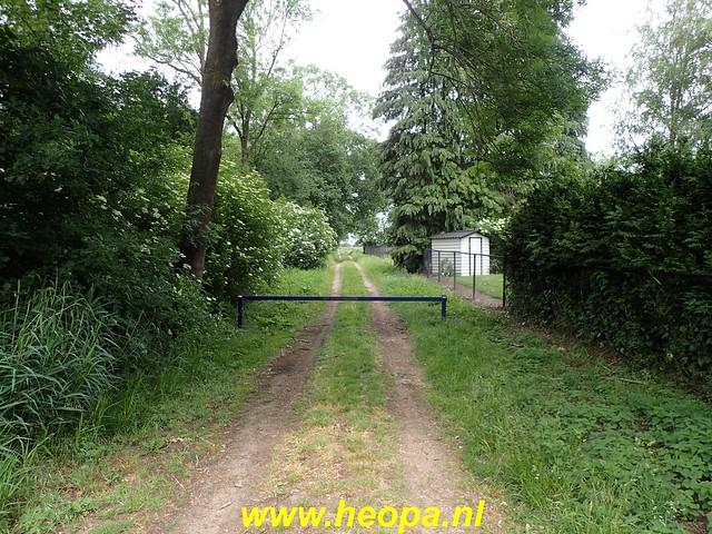 2020-06-09 Pioniers pad etappe 4 van Nagele naar Kraggeburg 25 km (1 (73)