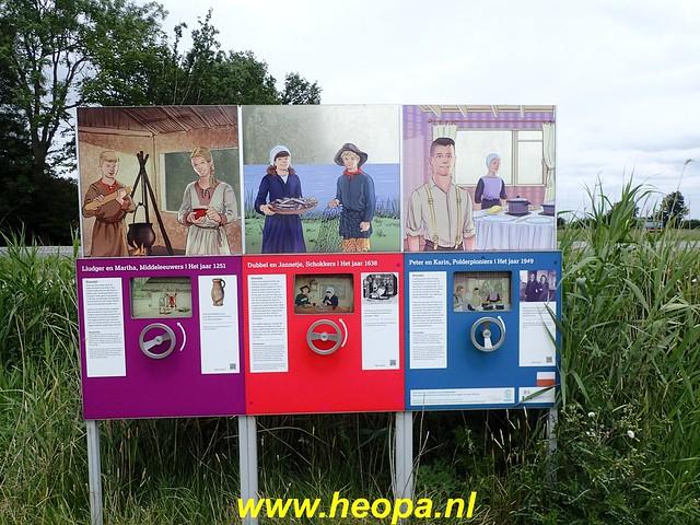 2020-06-09 Pioniers pad etappe 4 van Nagele naar Kraggeburg 25 km (1 (70)