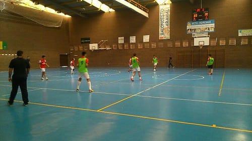 Suspendida la Liga de Fútbol Sala Local de Arahal