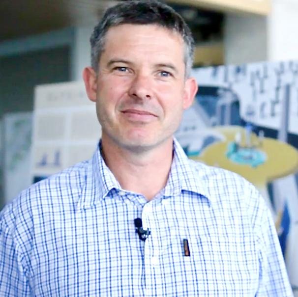 Prof. Andrew Heath's Photo