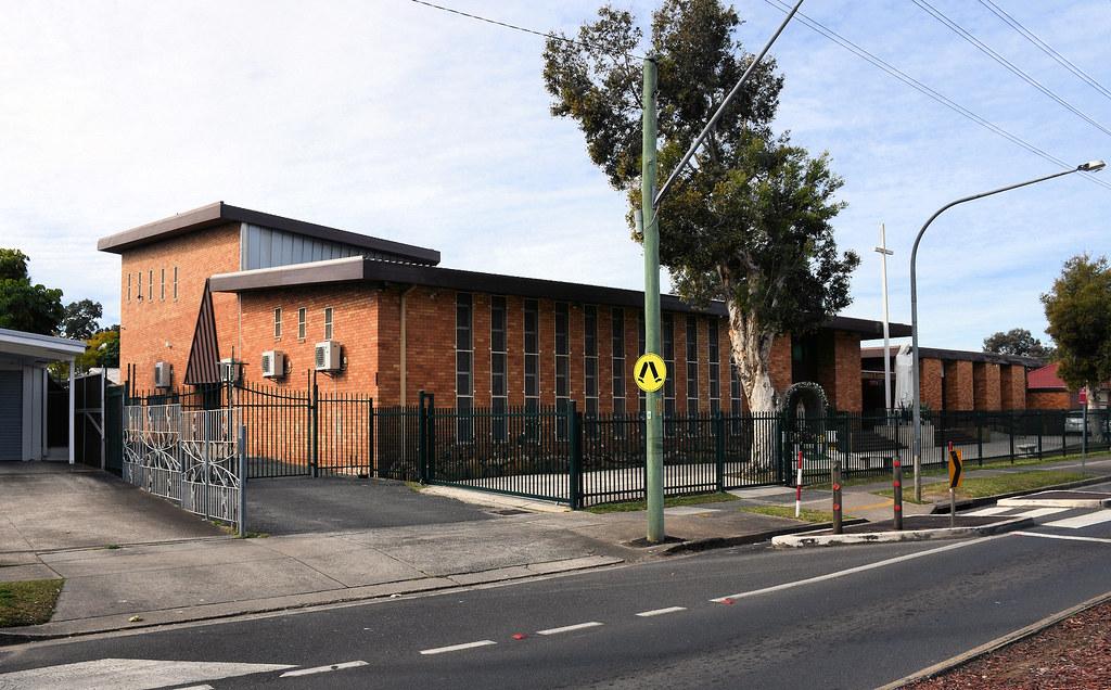 St Therese Catholic Church, Sadlier, Sydney, NSW.