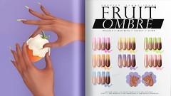 FOXCITY. Femme-icure - Fruit Ombre