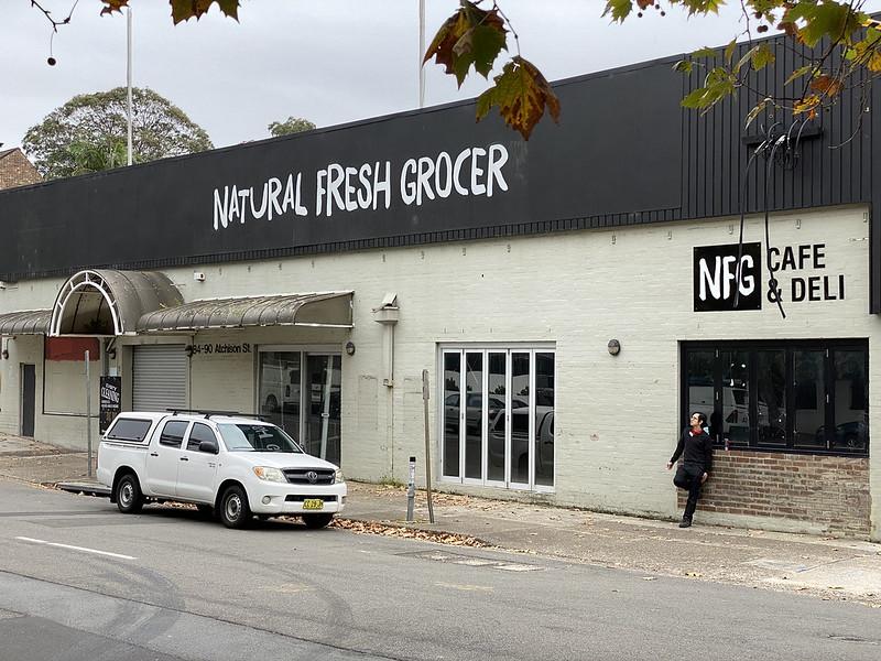 Natural Fresh Grocer
