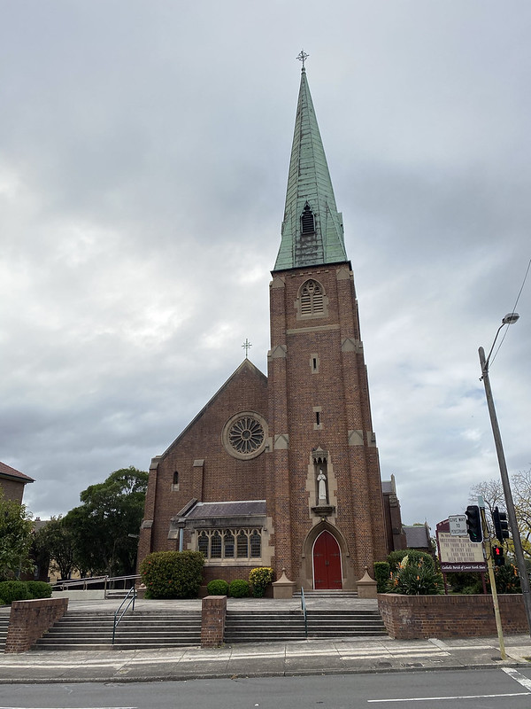 St Leonards Catholic Church, Naremburn