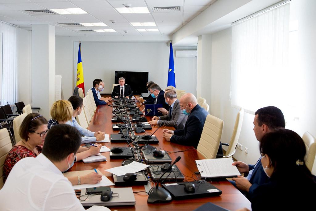 10.06.2020 Ședința Comisiei politică externă și integrare europeană