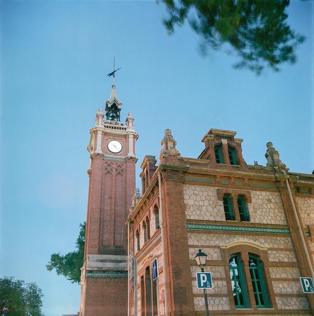 Torre con Reloj - Kowa Six