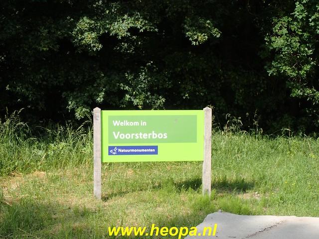 2020-06-09 Pioniers pad etappe 4 van Nagele naar Kraggeburg 25 km (1 (143)