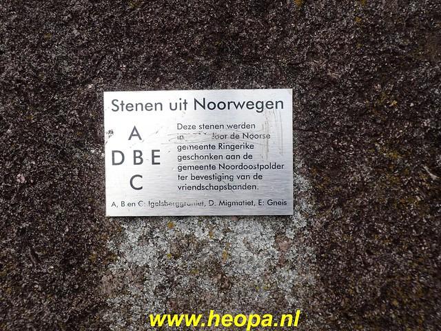 2020-06-09 Pioniers pad etappe 4 van Nagele naar Kraggeburg 25 km (1 (62)