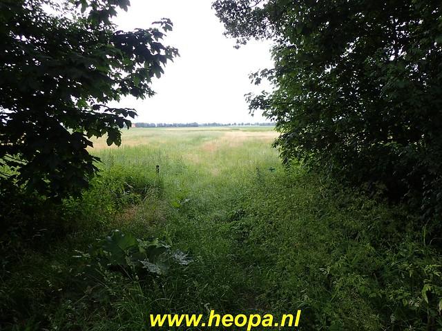 2020-06-09 Pioniers pad etappe 4 van Nagele naar Kraggeburg 25 km (1 (31)