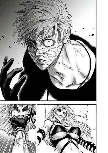 《一拳超人》140~143話居然大改劇情全部重畫! 村田雄介老師是不是怪人化了?