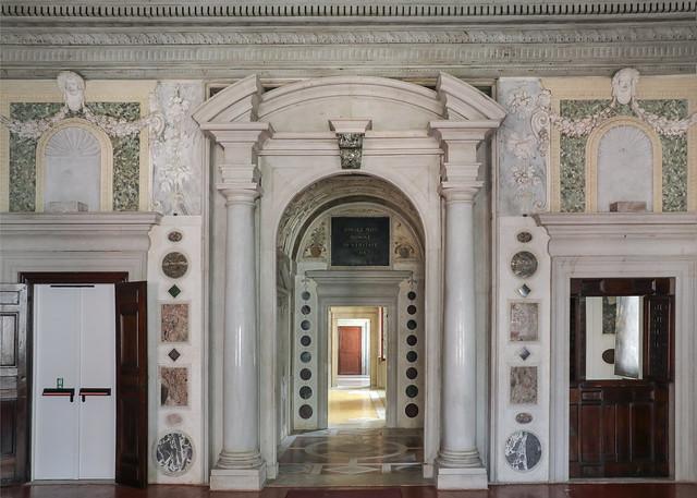 Museo di Palazzo Grimani - Venice trip -Sept 2019-Day5