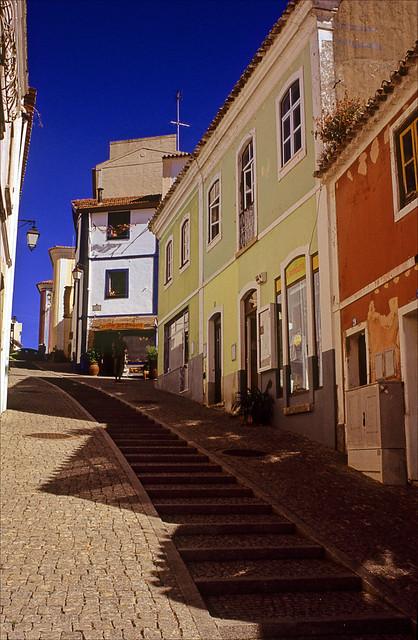 streets of monchique