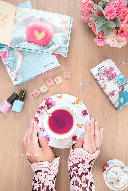 I love days when my only problem is...Tea or Coffee?  -unknown