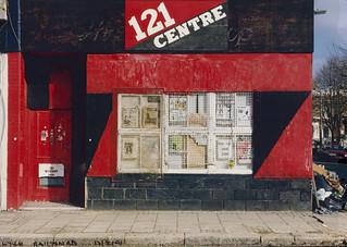 121 Centre, Railton Rd, Brixton, 1991 TQ3174-019