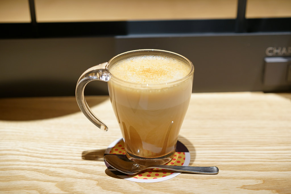 KINAKO ROASTERY & CAFE_自家焙煎きな粉ラテ
