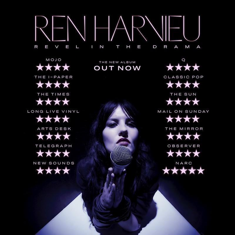 Ren Harvieu album reviews 2020