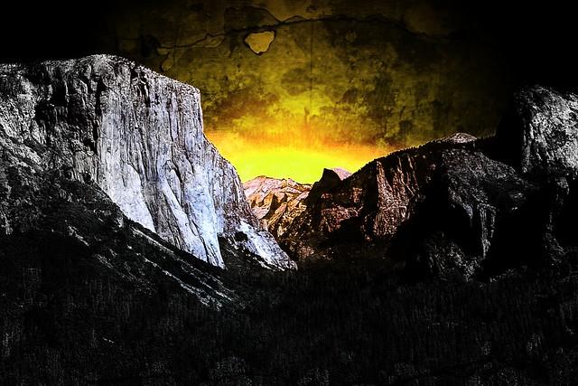 Tunnel View - Kalifornien - USA