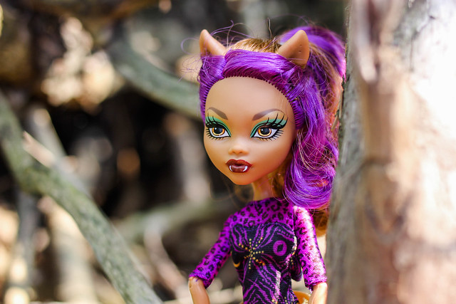 Clawdeen Wolf - Frights, Camera, Action