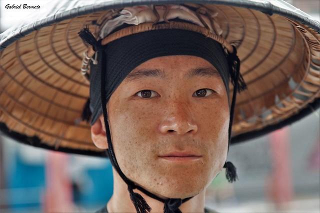 Con espíritu ancestral - Tokio