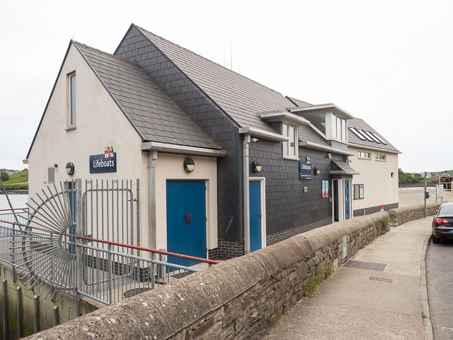 Kinsale RNLI Station Photo: Bob Bateman