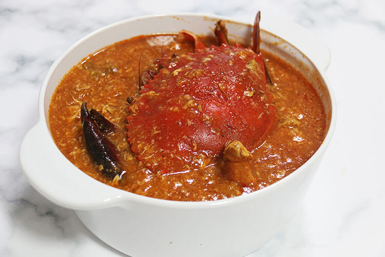 Award-Winning Chilli Crab